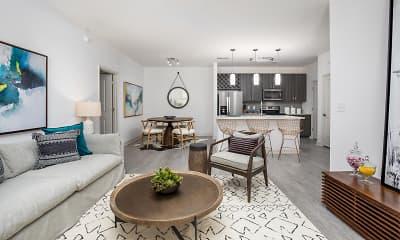 Living Room, Legacy Mount Pleasant, 0