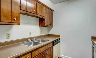 Kitchen, Foxcroft, 1