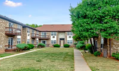Building, Evergreen Meadows Apartments, 0