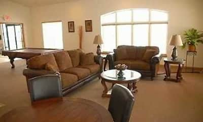 Living Room, Remington Village, 1
