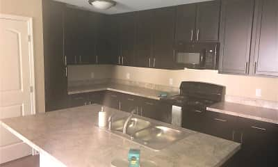 Kitchen, Stonebridge Apartments, 2