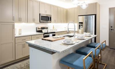 Kitchen, Attiva Peachtree, 2