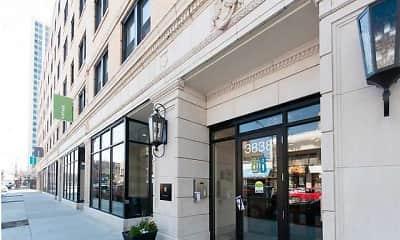 Building, 3838 N. Broadway, 1