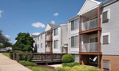 The Apartments at Canterbury, 1