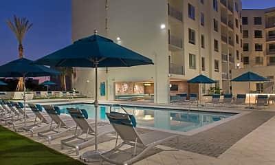 Pool, 420 East, 0
