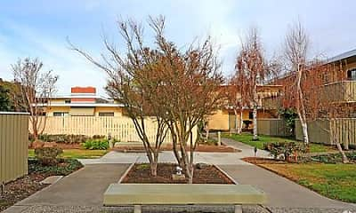 Building, Arbordale Gardens, 1
