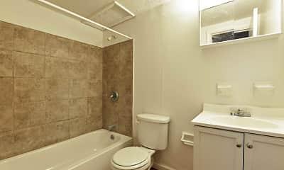 Bathroom, Meadow Of Xenia, 2