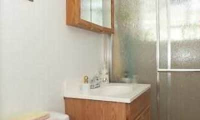Bathroom, 4800 Carol Street, 2