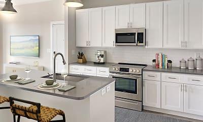 Kitchen, The Charles, 2