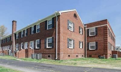 Building, Apartments Of Merrimac, 1