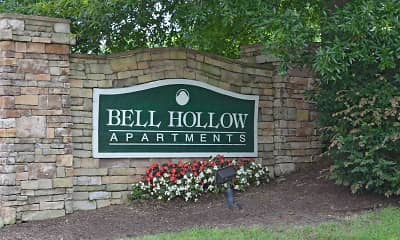 Community Signage, Bell Hollow, 0