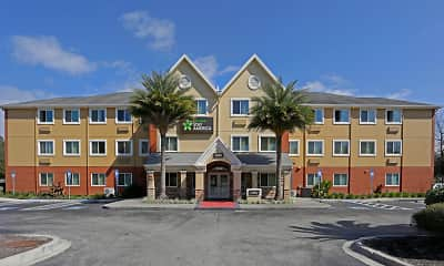 Building, Furnished Studio - Jacksonville - Salisbury Rd. - Southpoint, 1