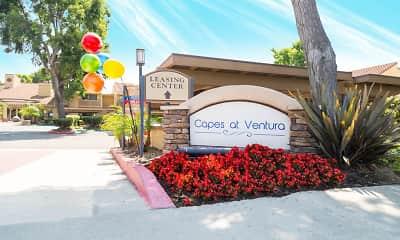 Community Signage, Capes at Ventura, 0