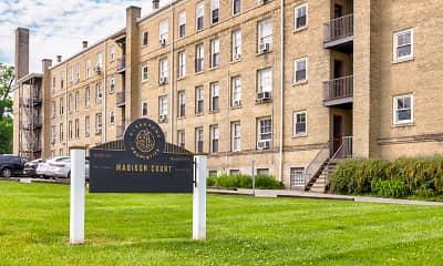Building, Madison Court Apartments, 2