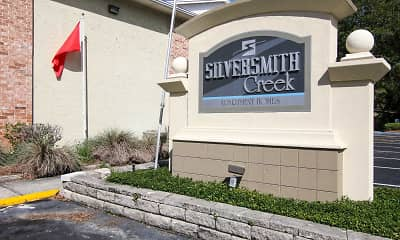 Community Signage, Silversmith Creek Apartment Homes, 2
