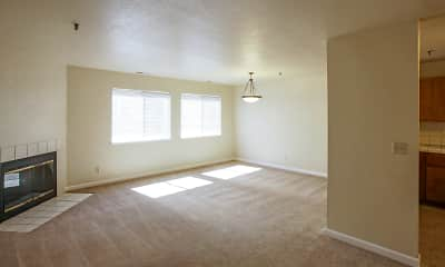 Living Room, Cypress Landing, 1