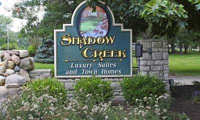 Community Signage, Shadow Creek, 0