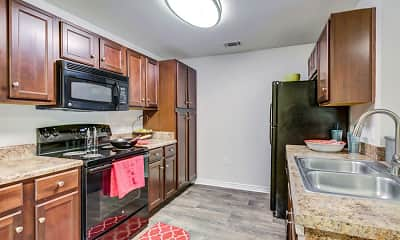 Kitchen, The Trails at Buda Ranch, 0