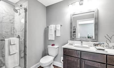 Bathroom, The Aubrey, 0