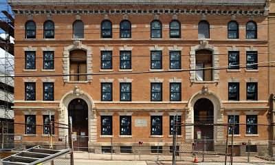 Building, Bradberry, 1
