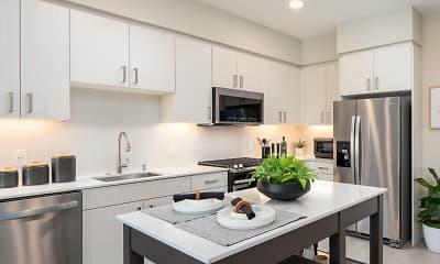 Kitchen, Anson Burlingame, 0