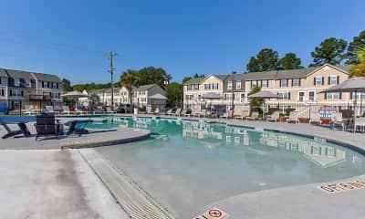 Pool, The Rowan, 0