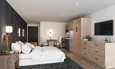 Bedroom, Residences at Solomon Pond, 0