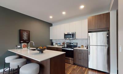Kitchen, Five Twenty East, 1