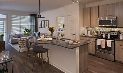 Kitchen, Gables Brookhaven, 1