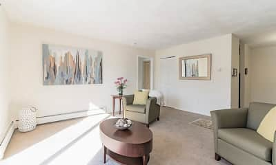 Living Room, Park Village, 1