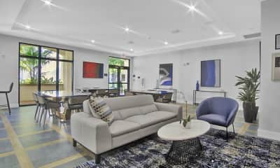 Living Room, Aventura Harbor, 2
