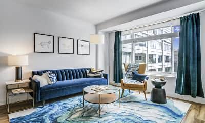 Living Room, Watermark, 1
