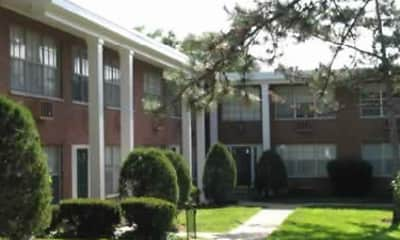 Building, COLONIAL VILLAGE APARTMENTS, 0