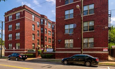 Building, Colonial Hall Apartments, 0