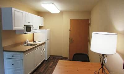 Kitchen, Furnished Studio - Atlanta - Marietta - Wildwood, 1