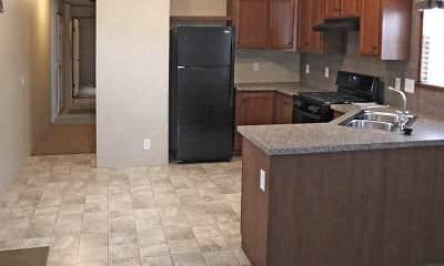 Kitchen, Lafayette Place, 0