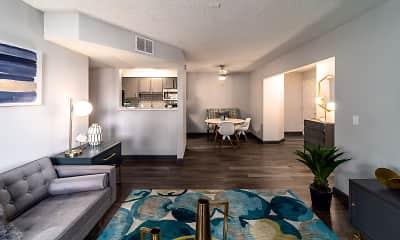 3001 Park Apartments, 1
