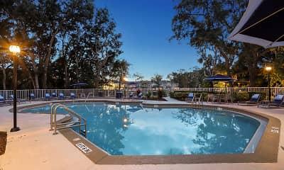Pool, 33 East, 1