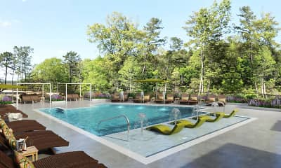 Pool, Accent Overlook, 1