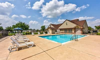 Pool, Oak Crest, 0