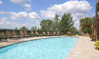Pool, The Briarcliff City Apartments, 2