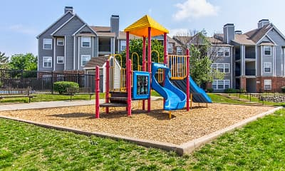 Playground, The Reserve, 2