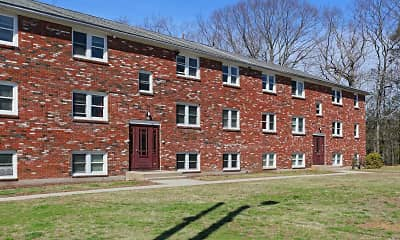 Building, Country Manor Apartments, 1