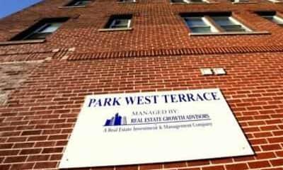 Community Signage, Park West Terrace, 2