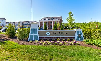 Community Signage, The Allure at Jefferson, 1