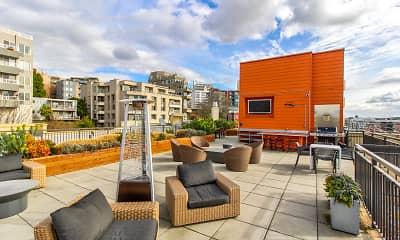 Recreation Area, Canvas Apartments, 2