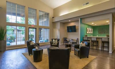 Living Room, The Summit at Flagstaff, 1