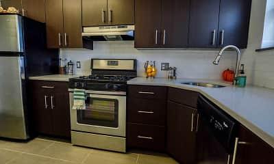 Kitchen, Conwyn Arms, 0