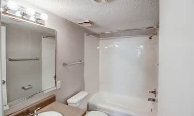 Bathroom, Estates at Rock Hill, 2
