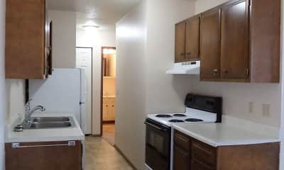 Kitchen, Summit Park Apartments, 0